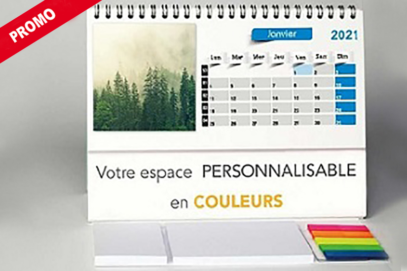 CALENDRIERS A SPIRALES